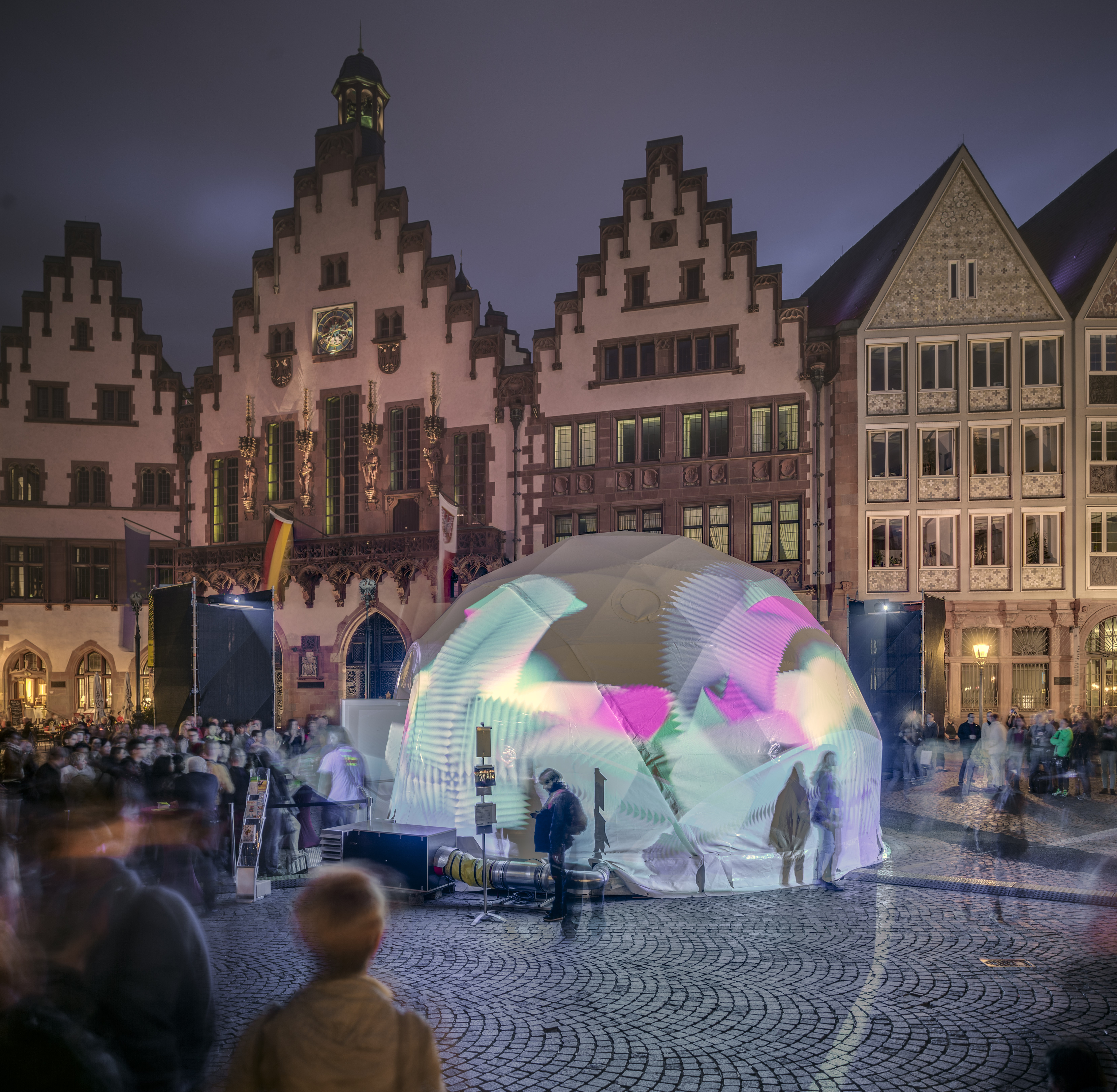 053 - Morgen ist Jetzt / Tomorrow is Now, Luminale 2014